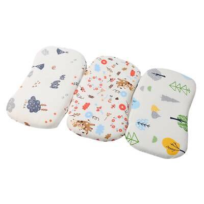 Baby Infant Newborn Pillow Flat Head Sleeping Support Prevent Soft Breathable H