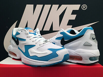 Ds 2019 Nike Air Max2 Light Uk9 Eu44 Og Lagoon 94 Classic 1 90 Bw 180 95 97 Rare