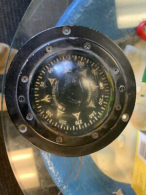 Vintage E S Ritchie And Sons Boat Compass
