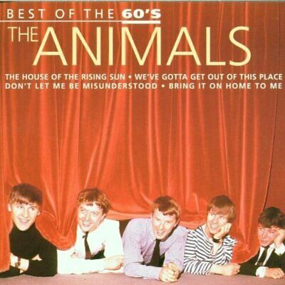 Animals Best of the 60's (18 tracks)  [CD]