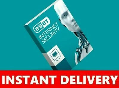 Eset nod32 Internet Security 2019 1 PC, 1 año, Global, ESD Antivirus.