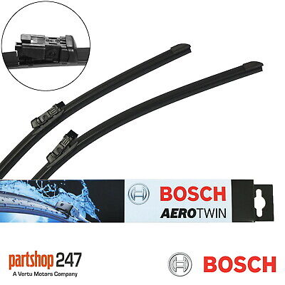 FOR MERCEDES-BENZ E-CLASS (W212) NEW BOSCH A826S Aerotwin Front Wiper Blades 13>