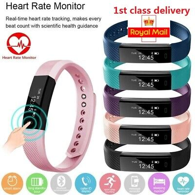 Fitness Smart Watch Band Sport Activity Tracker For ADULT Kid Fitbit Android iOS