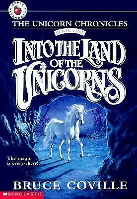 Into the Land of the Unicorns by Bruce Coville