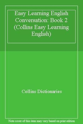 Easy Learning English Conversation: Book 2 (Col, Dictionaries..