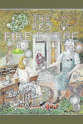 The Red Fire Engine  (ExLib) by Timothy Jayne Sr.