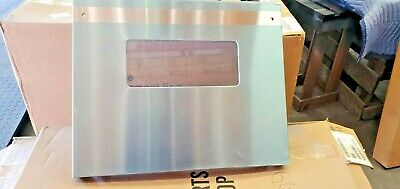 New In Box Ge Stainless Oven Door Part Wb56T10232 Cheapest Price Anywhere