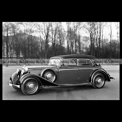 #pha.028409 Photo HORCH 930 V PHAETON 1939 Car Auto