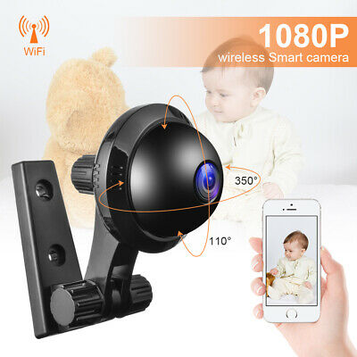 Wireless PTZ WIFI IP Camera HD 1080P Home Security Camera Night Vision AH594