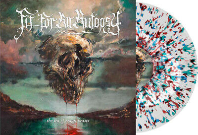 Fit for an Autopsy - the Sea of Tragic Beasts LP #128828 V