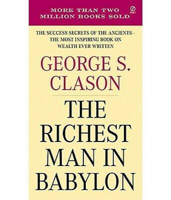 The Richest Man In Babylon by George S. Clason (PDF Book, 1997)