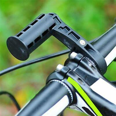 Mountain Road Bike Bicycle Handlebar Extender Mount Frame Bracket Black WT7n