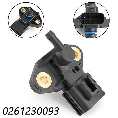 0261230093 FPS5 FUEL INJECTION RAIL PRESSURE SENSOR FIT FORD LINCOLN 3F2E9G756AA
