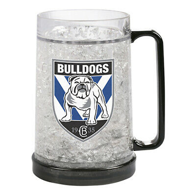Canterbury Bulldogs NRL Freeze Beer Stein Frosty Mug Cup Easter Gift 2020