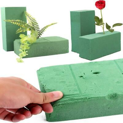 Smithers Oasis SEC Block or Brick Dry Floral Foam for Silk Artificial Flower UK