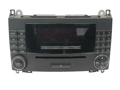 Radio Cd  Mercedes-Benz A1698700689 MF2750 1411