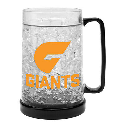 Greater Western Giants  AFL Freeze Beer Stein Frosty Mug Cup