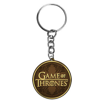 Game of Thrones Official Key Ring Keyring Birthday Gift