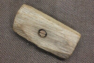 """old Wood Barn find turn latch attic Shed screen door Weathered rustic 4"""" vintage"""