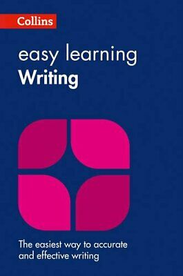 Easy Learning Writing (Collins Easy Learning English) by Dictionaries New..