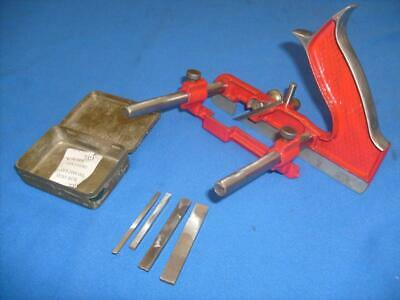Small  plough plane, 043 size with 5 cutters by Pemuvar UK