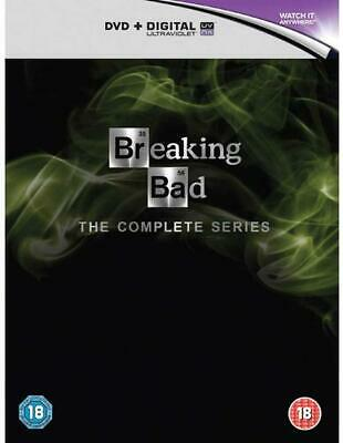 Breaking Bad The Complete Collection (21 Disc)