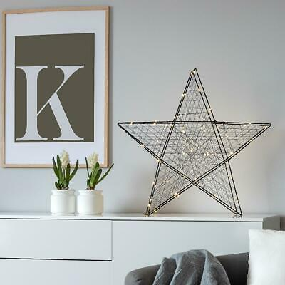 Metal Tennesse Tri Star Ornament Single 3 pack or 5 pack Christmas Decor-TN1001