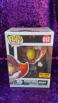 Funko Pop Movies It Chapter 2 Pennywise Deadlights #812 - Hot Topic Exclusive