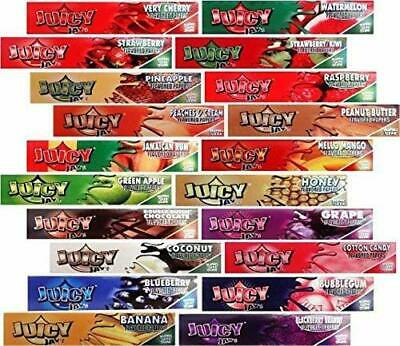 Juciy Jays Flavoured Rolling Papers King Size Pack of 1 - Same Day Despatch