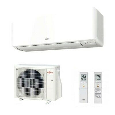Air Conditionné Fujitsu ASY40UI-KM Split Inverter A A+ 3440 Fg / H Blanc - Je