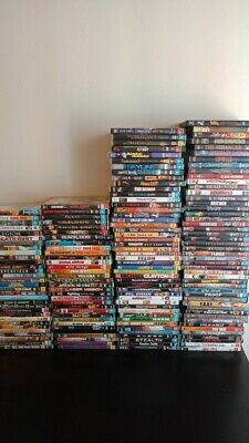 DVD # Assorted  Movies Bulk Listing (More Added Weekly)