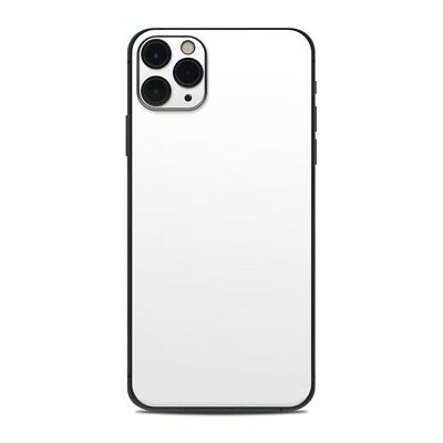 iPhone 11 Pro Max Skin - Solid White - Sticker Decal