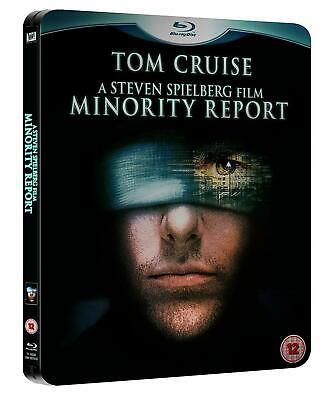 Minority Report : Limited Edition Blu-ray Steelbook with sealed Artcards