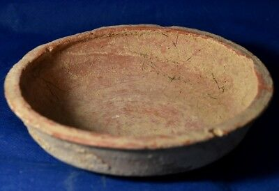 Iron age JUDAEA / ISRAEL Ancient Terracotta bowl, 10-8 Century BC. Judea Temple.
