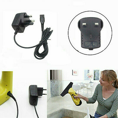 Window Vac Vacuum Battery Charger Power Supply For Karcher WV50 WV75 Cleaners