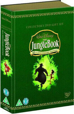 The Jungle Book 40th Anniversary DVD Gift Set