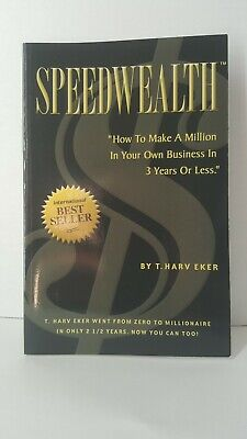 Speedwealth by T Harv Eker