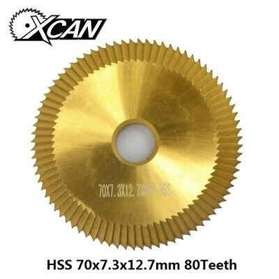 Diameter 70mm Key Cutting Blade for WENXING 100E Horizontal Key Cutting Machine