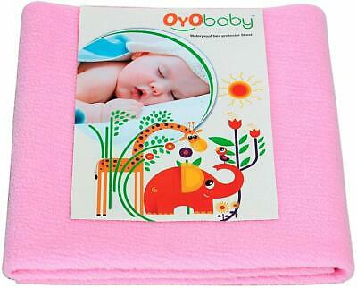 BABY Sheet - Water Proof/Breathable Mattress Protector Mat/Underpad/Kids RK