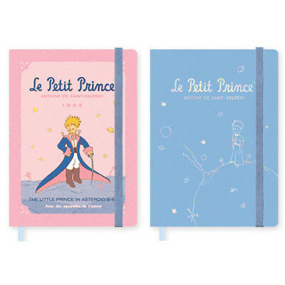 The Little Prince Diary Ver.29 Planner Scheduler Organizer Hard Cover Notebook