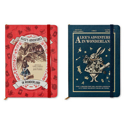 Alice's Adventure In Wonderland Diary Ver.28 Planner Scheduler Organizer Journal