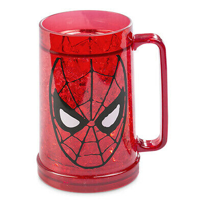 SPIDERMAN Comics Design Gel Ezy Freeze Stein 375ml