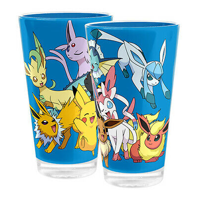 POKEMON GO EEVEELUTION CUP 650mL Tumbler Set of 2