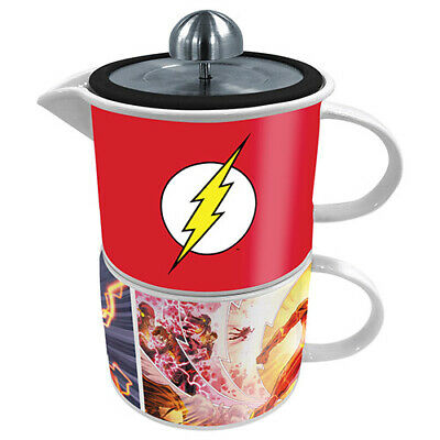 DC COMICS FLASH Coffee for one Set Easter Gift 2020