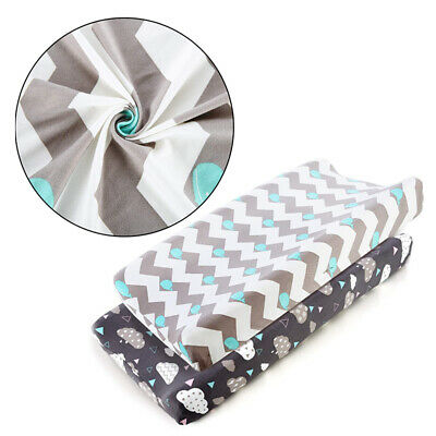 """2PC Baby Changing Table Urine Pad Diaper Nappy Mattress Change Mat Cover 32""""x16"""""""