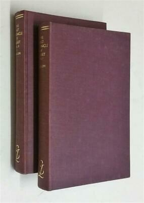 TROLLOPE The Last Chronicle of Barset (2 Vols., Everyman 1966)