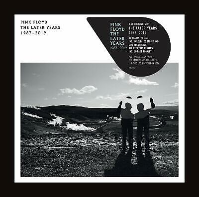 PINK FLOYD - The best of The Later Years 87-19 (2019) 2 LP PRENOTAZIONE