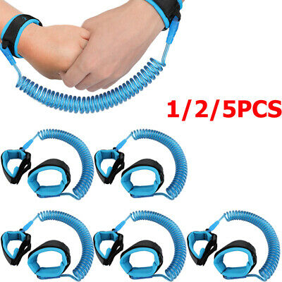 Lot Anti-Loss Strap Wrist Link Hand Harness Leash band for Toddlers Child Kid