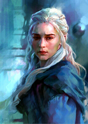 ACEO collectible art card #010115 Game of Thrones