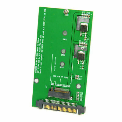 Chenyang SFF-8639 NVME U.2 to NGFF M.2 M-key PCIe SSD Adapter for Intel SSD